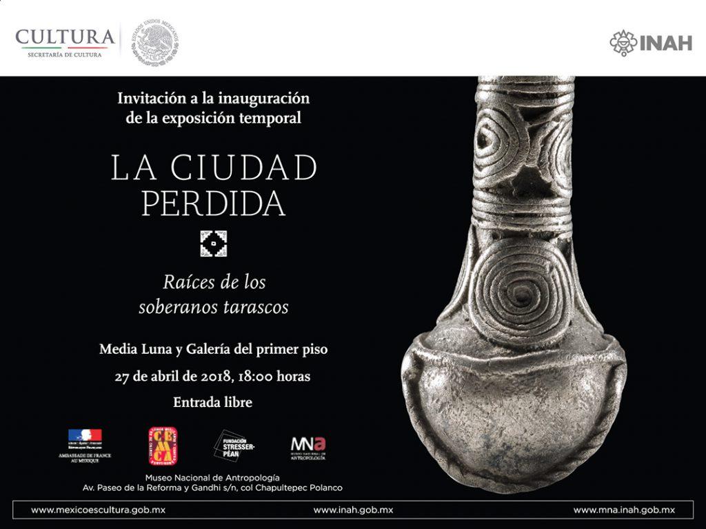Exposición de Michoacán